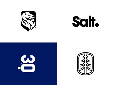 Top 4 of 2018 collection inspiration project branding graphic design behance kostadinov design symbol logotype identity typography mark brvnd kostadin logo
