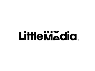 Little Me Media grid vector illustration branding project inspiration custom creative graphic design collection behance design symbol logotype identity typography mark brvnd kostadin logo