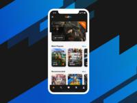 G2A App Design