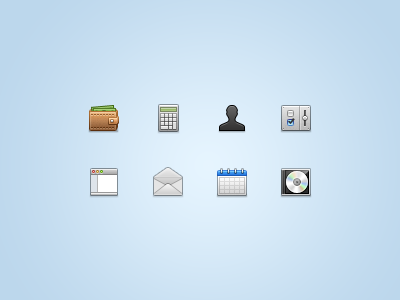 Surprise, surprise, icons again! - 32px stock icons ui icon icons stock interface set iconset 32px 32
