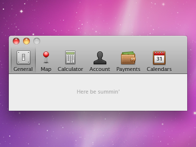 In ze toolbar - 32px stock icons ui icon icons stock interface set iconset 32px 32 mac toolbar preferences