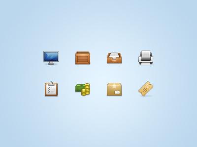 Stock Icon Set icons stock icon ui set interface iconset 32px 32