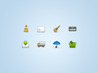 32px icons... again...