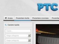 Ptc Auto Website