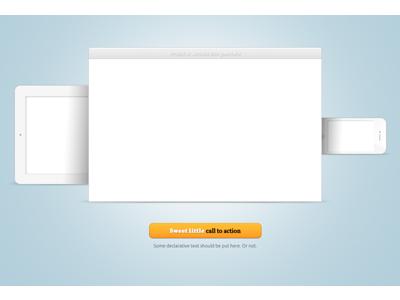 Presentation Website Header free psd button ipad iphone web website psd web elements web design design