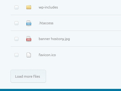 Ftp Manager 4 navigation manager design website web psd free button
