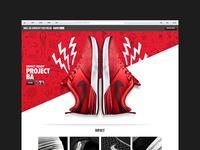 Nike Skateboarding Project BA
