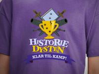Historiedysten logo