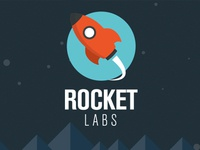 Rocket labs - Logo