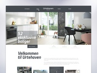 Urtehaven website