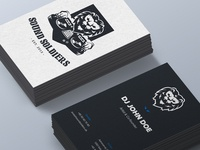 Soundsoldiers Business Card