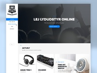 Soundsoldiers Website