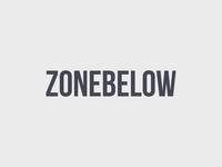Zonebelow