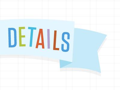 Details website typography grid illustrator