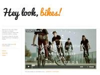 Hey look, bikes!