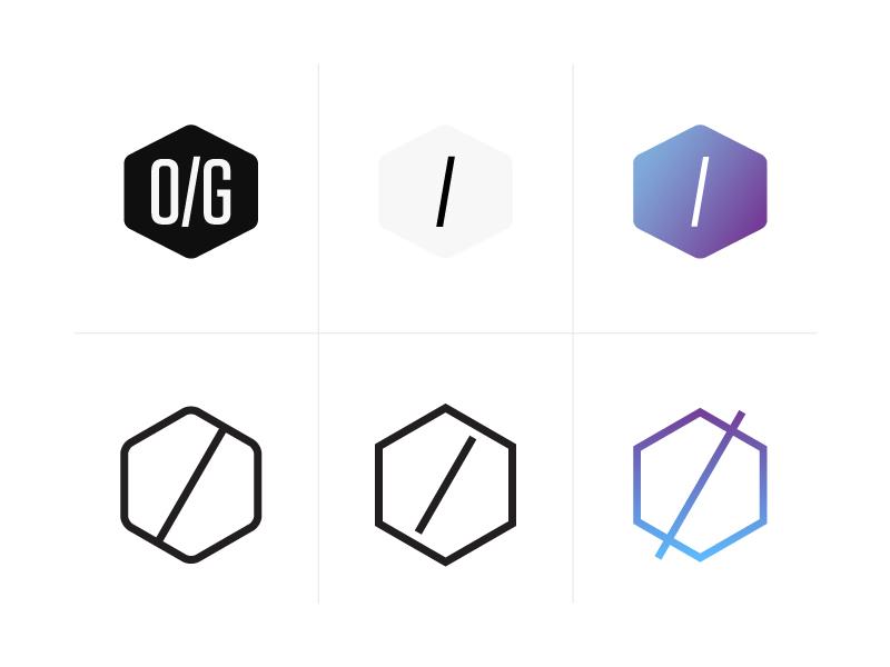 Logo explorations pt1