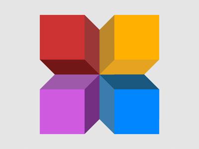 Cubes On A Grid