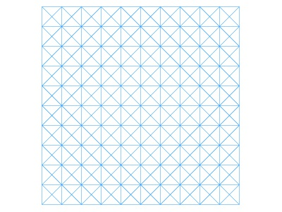 The Grid grid illustration vector experiment original