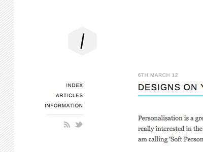 Redesign websites logo arimo georgia icons pattern minimalist clean layout
