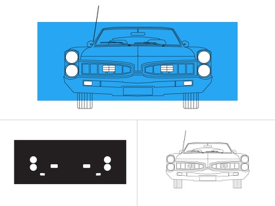 Screenprinting design illustrator screenprinting print illustration vector car printing