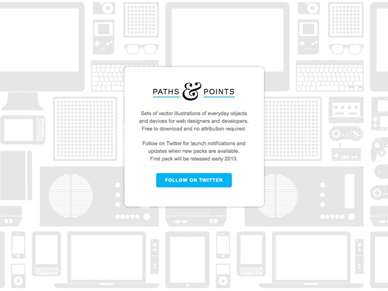 Pathsandpointsholdingpage