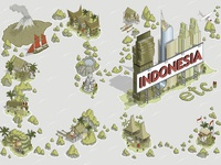 Indonesia Etc. Exploring the Improbable Nation - book cover