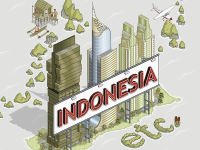 Indonesia Etc. Exploring the Improbable Nation - detail