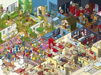 IKEA - Families & Apartments Advertising Campaign Pt1