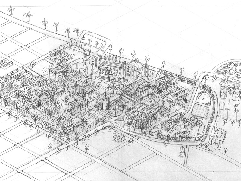 Santa Clara University Campus Map Pencil Rough by Rod Hunt ... on brandon campus map, minneapolis campus map, saint joseph's campus map, claremont campus map, western state campus map, mid valley campus map, west los angeles campus map, san francisco university campus map, newark campus map, fresno campus map, malone campus map, marion campus map, le moyne campus map, nevada campus map, pasadena campus map, san marcos campus map, scu campus map, madera campus map, utah valley campus map, sierra campus map,