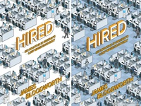 Hired: Six Months in Britain's Low Wage Economy Book Cover