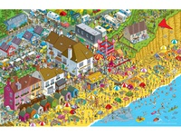 Seaside - Daily Mail Great Summer £125,000 Treasure Hunt