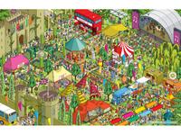 Arts Festival - Daily Mail Great Summer £125,000 Treasure Hunt