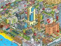 OYO Rooms: City Mural