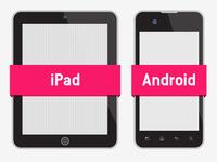Ipad & Android illustration