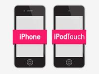 Iphone & Ipod illustration
