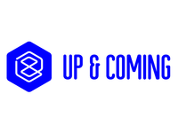 UP & COMING LOGO (MARK & NAME)