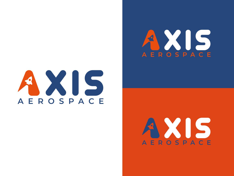 Axis - Aerospace dailylogochallenge design logo