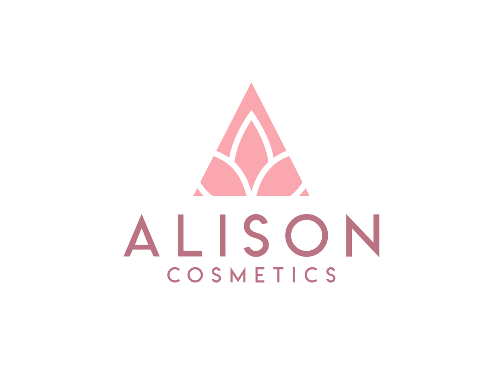 Alison Cosmetics logoconcept logochallenge logocore logodesign branding logo