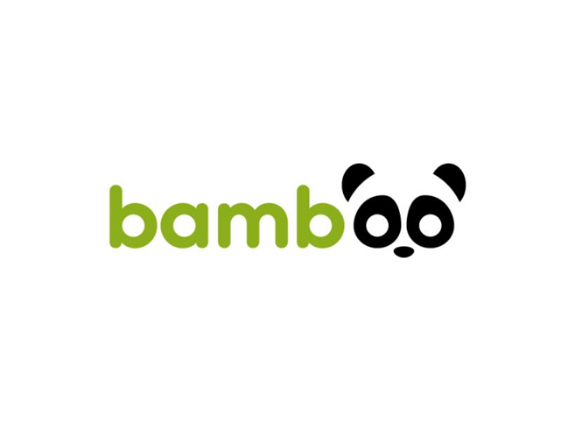 Bamboo bamboo logodesign dailylogochallenge logo
