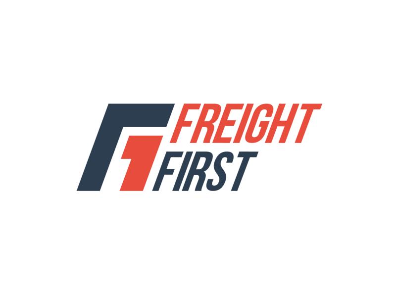 Freight First logotipo logoconcept design logochallenge logocore dailylogochallenge branding logodesign logo