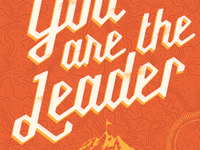 You are the Leader