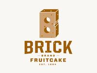Brick Brand Fruitcake