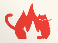 Le Chat Fireside
