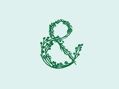 Florence nature ampersand