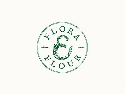 Flora & Flower nature ampersand