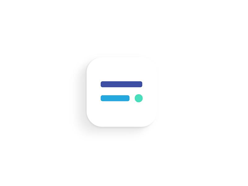 sharelist icon icon startup app identity branding brand logo
