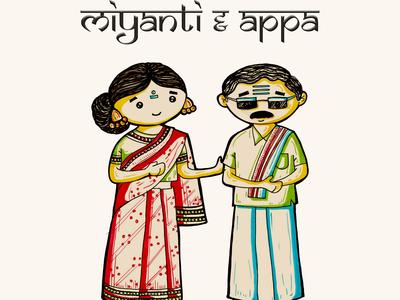 Miynati & Appa
