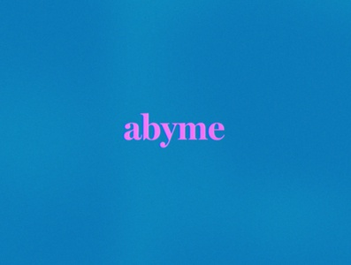 {Abyme}