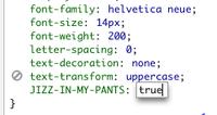 Helvetica Neue Fetish