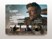 SICARIO 2 || Actor Screen